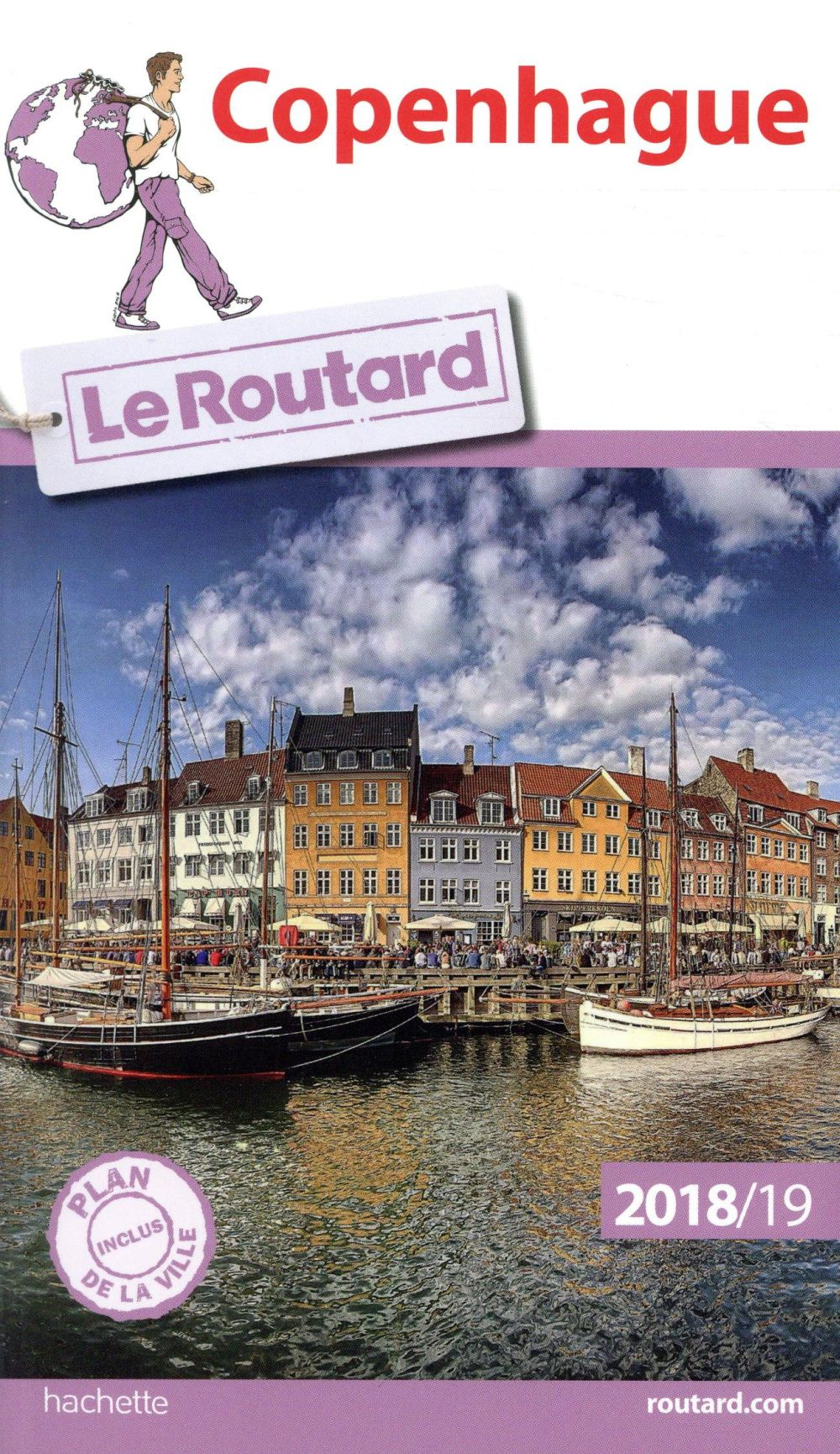 GUIDE DU ROUTARD COPENHAGUE 201819